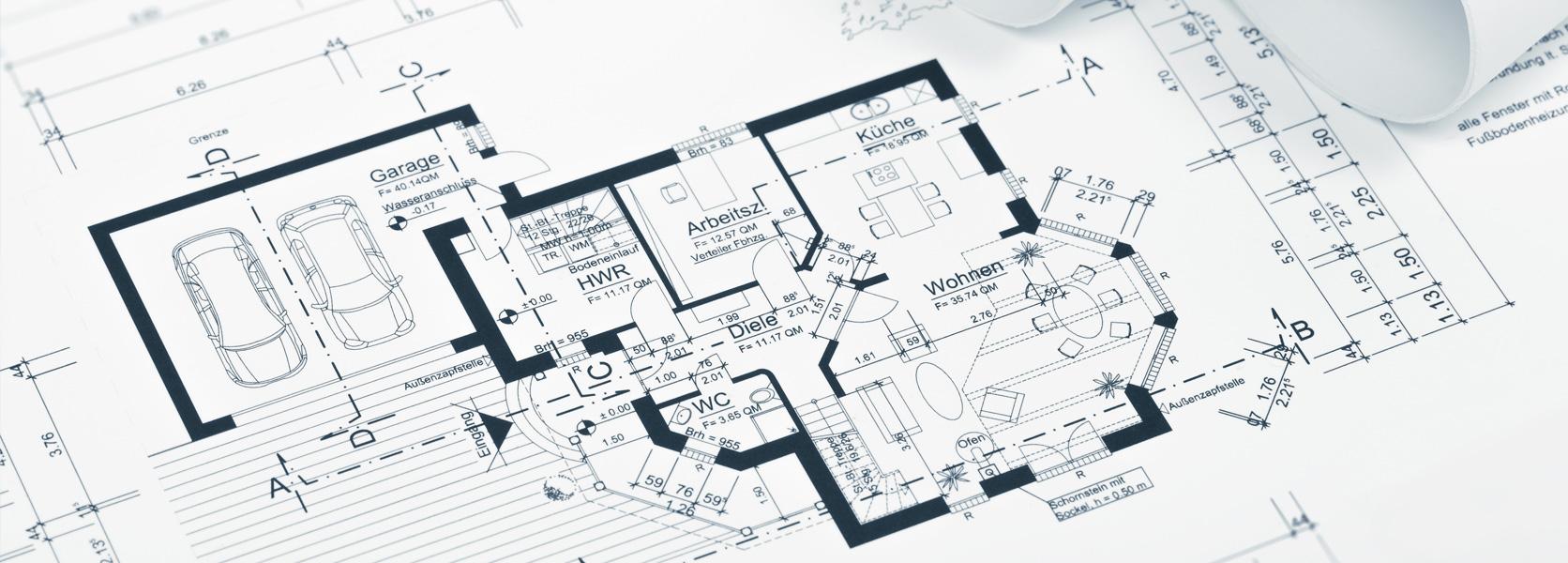 Planen Sie mit uns Ihr neues zu Hause